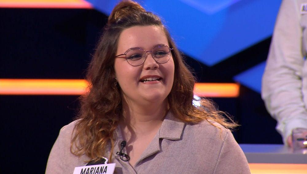 El hobby de Mariana, una concursante de '¡Boom!', que te dejará en shock