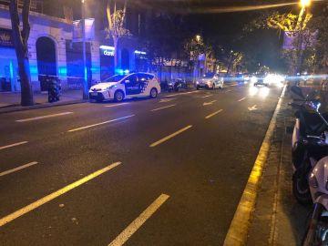 Muere un hombre apuñalado en una pelea en Barcelona