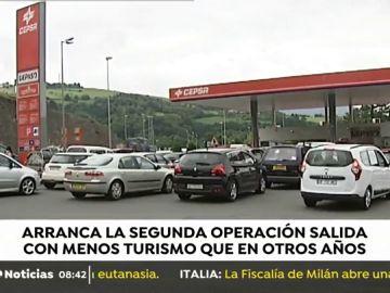OPERACIÓN SALIDA OK