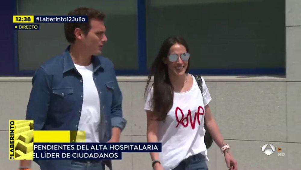 Malú y Rivera celebrities