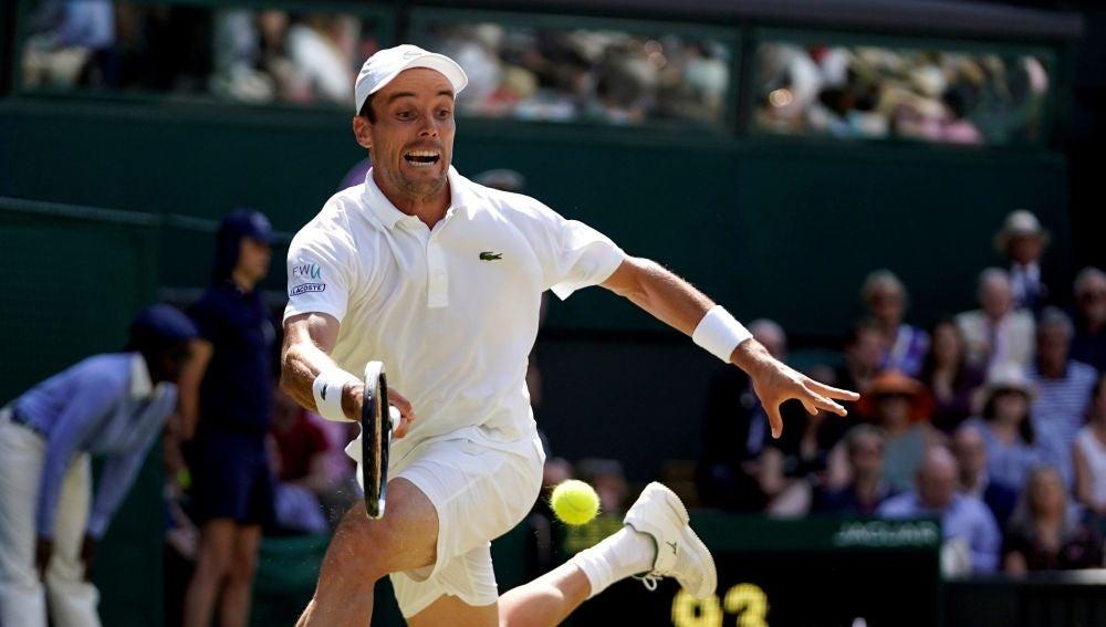 Bautista no pudo con Djokovic en semifinales
