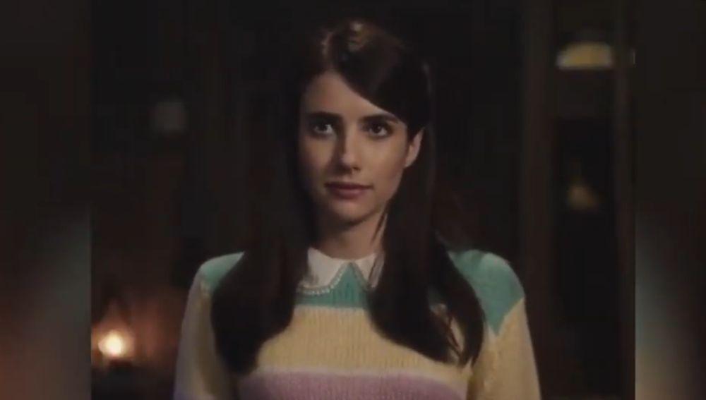 Emma Roberts en el teaser de 'American Horror Story: 1984'
