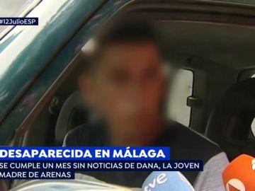 video desaparicion novio de dana 36 h