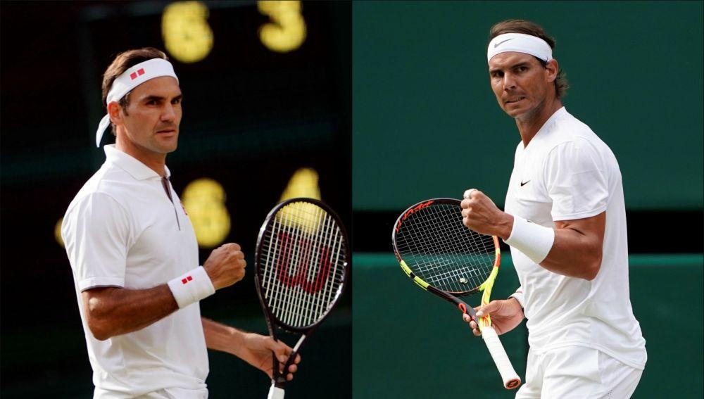 Rafa Nadal - Roger Federer, en directo | Wimbledon 2019: Partido de hoy y resultado