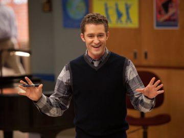 Matthew Morrison como Will Schuester en 'Glee'
