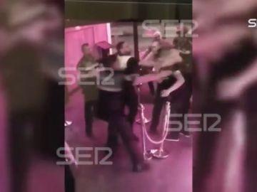 Dispara en una discoteca de Barcelona