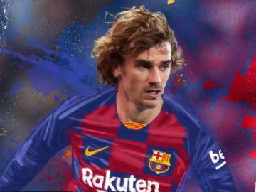 Griezmann, nuevo jugador del Barcelona