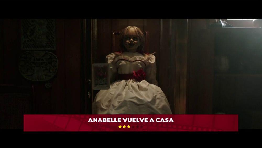 Anabelle, Campanella o Maradona, a la conquista de los estrenos esta semana