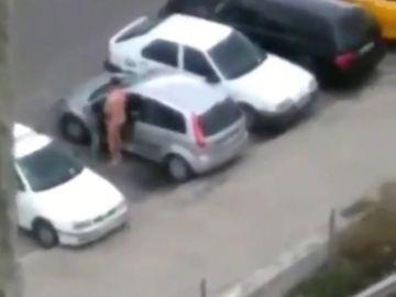 Albiol (PPC) denuncia degradación Badalona con el vídeo de un hombre masturbándose