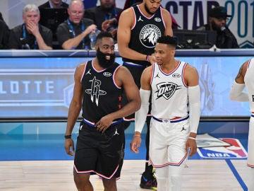 Houston Rockets consigue juntar de nuevo a Westbrook y Harden para optar al anillo