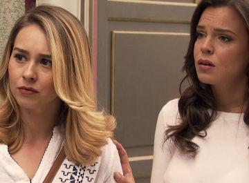 María se encuentra en una encrucijada por culpa de Amelia