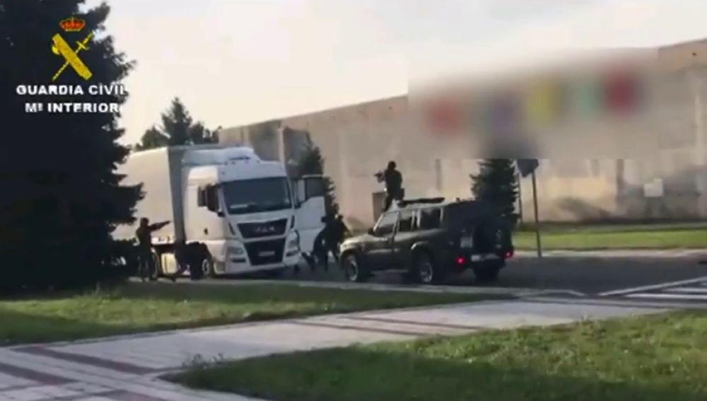 Así se ha producido la detención del yihadista exconvicto en Pamplona