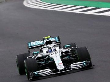 Bottas fue el más rápido en la clasificación del GP de Silverstone