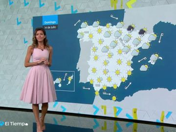 Remiten las temperaturas en el noreste peninsular