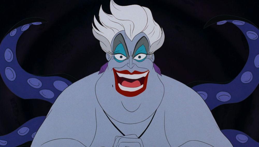 Úrsula, la villana de 'La Sirenita' en acción real