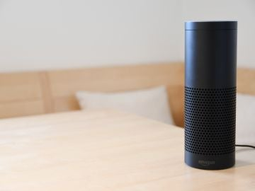 Asistente virtual Alexa, de Amazon