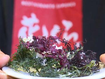 Los expertos aconsejar moderar el consumo de algas japonesas por su alto contenido en yodo