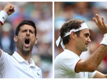 Djokovic - Federer, en directo | Wimbledon 2019: Partido de hoy y resultado