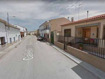 La calle en la que ocurrieron los hechos