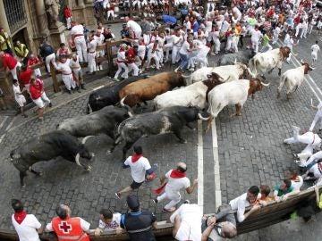 San Fermín - Encierro 14-07-19