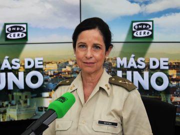 Patricia Ortega en Más de uno