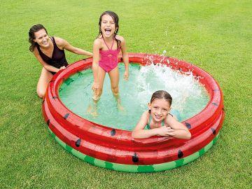 Furor por las piscinas hinchables durante la desescalada por coronavirus
