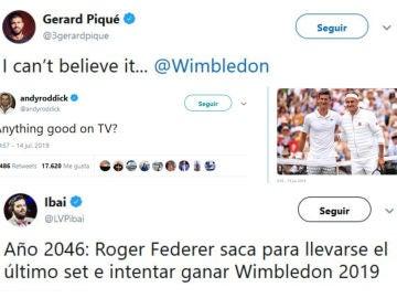 Los mejores tweets y memes de la final más larga de la historia de Wimbledon