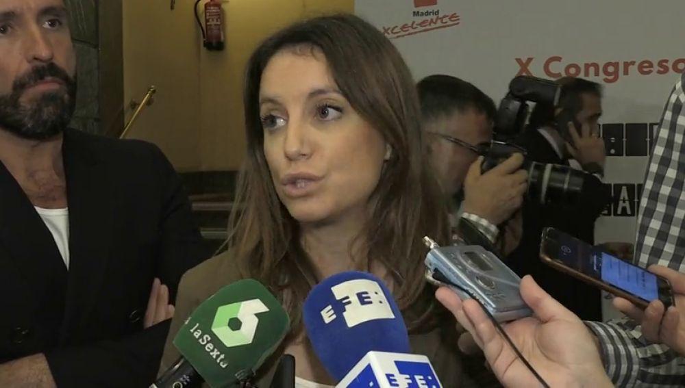 El PP califica de excluyentes y sectarias las declaraciones de Carmen Calvo sobre feminismo
