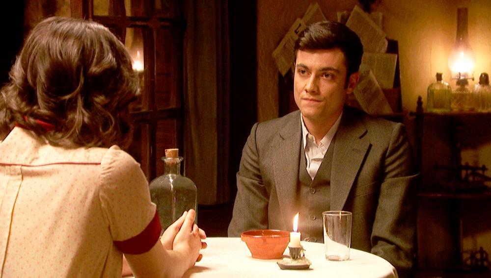 'El secreto de Puente Viejo':  Marcela le confirma a Prudencio sus sospechas sobre Lola