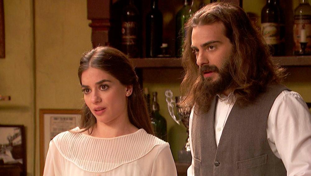 'El secreto de Puente Viejo': Isaac y Elsa tienen dudas con la celebración de la boda