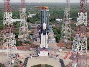 Un fallo obliga a India a suspender su misión al polo sur de la Luna