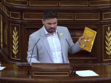 Así es el libro de Oriol Junqueras