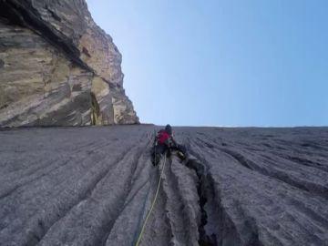 La enésima hazaña de los hermanos Pou en Perú: abren una nueva vía en una pared de 470 metros