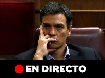 Sesión investidura Pedro Sánchez: Resultado segunda votación investidura