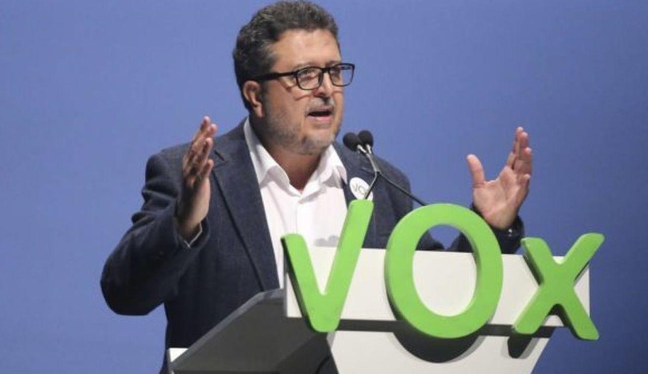 Francisco Serrano (Vox)