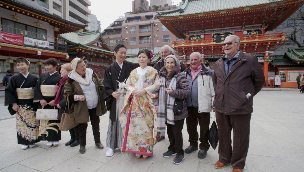 Descubrir el manga en Japón y la lucha libre en México, las próximas experiencias de los viajeros de 'Por el mundo a los 80'