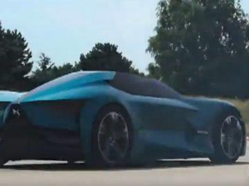 El coche que conduciremos en 2035