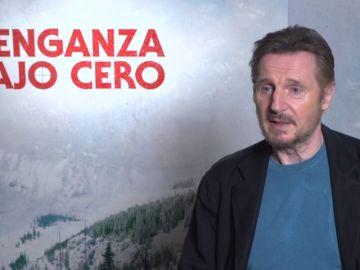 """Liam Neeson: """"No puedo pensar en algo peor que perder un hijo"""""""