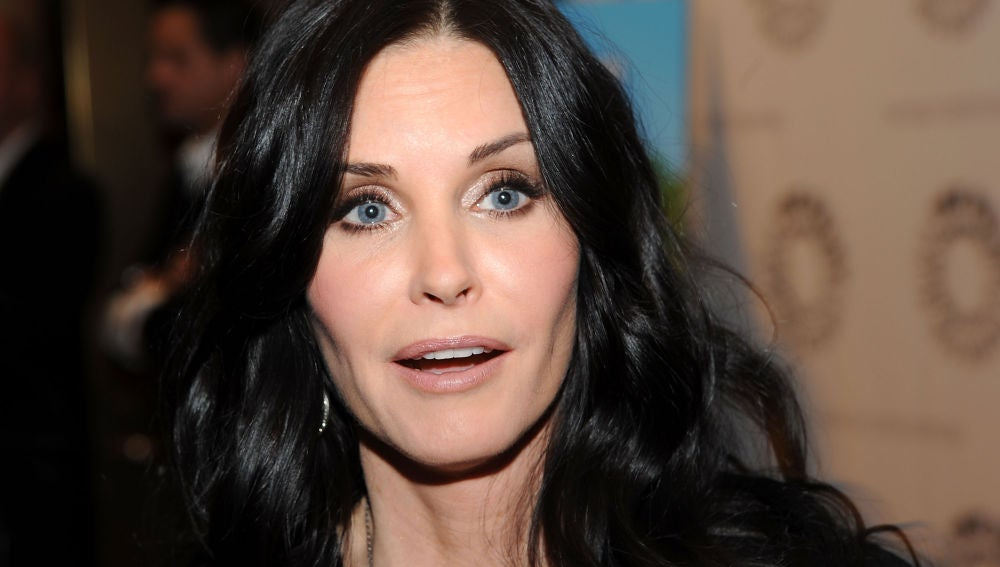 Courteney Cox, Monica en 'Friends'