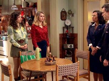 Amelia o Luisita, obligadas a trabajar en 'La Estrella' para pagar sus estragos
