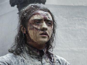 Maisie Williams, Arya Stark en 'Juego de Tronos'