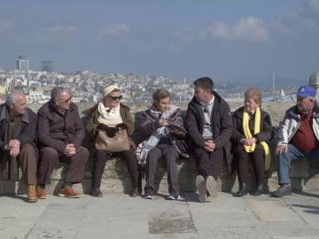 A los viajeros se les desata la 'pasión turca': su conversación sin complejos sobre amor y sexo con Arturo Valls