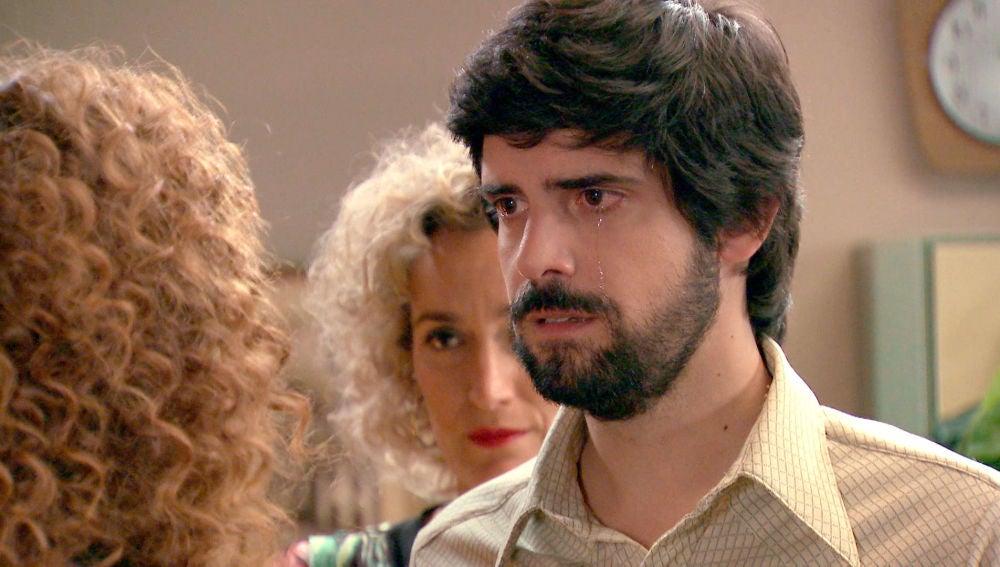 Vicente descubre el secreto de Ana