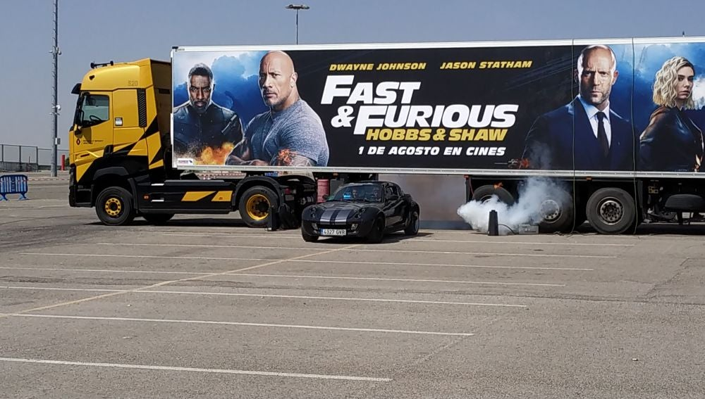 Evento 'Fast and Furious: Hobbs and Shaw'