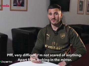 """Así es Kolasinac, el salvador de Ozil: """"No le tengo miedo a nada"""""""