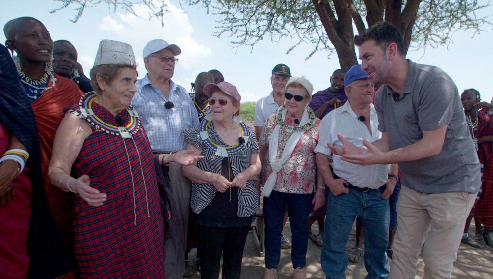 Por el mundo a los 80 - Programa 1: Tanzania - Turquía