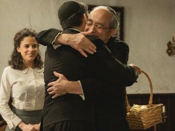 Campanas de boda y un regreso inesperado, la próxima semana en 'El secreto de Puente Viejo'