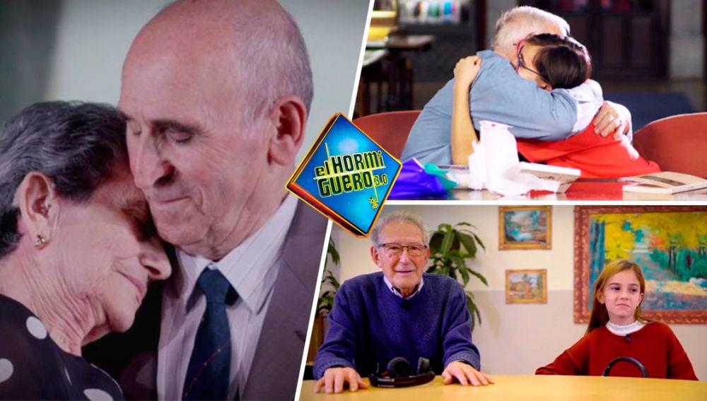¡Feliz día del abuelo!, 'El Hormiguero 3.0' rinde homenaje a nuestros mayores