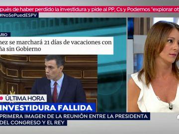 Pedro Sánchez se marchará 21 días de vacaciones