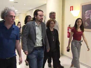 Podemos justificó su no a la investidura en que el PSOE traiciona a sus votantes